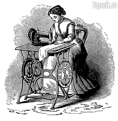 ������� ������� Singer 1851 ���� ������������, ������ � �������.