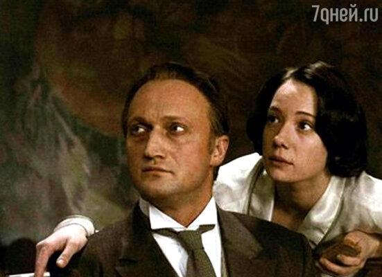 Гоша Куценко в роли Александра Блока в драме «Garpastum»
