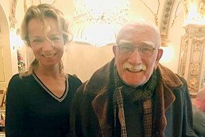 Джигарханян уехал с молодой женой вГерманию