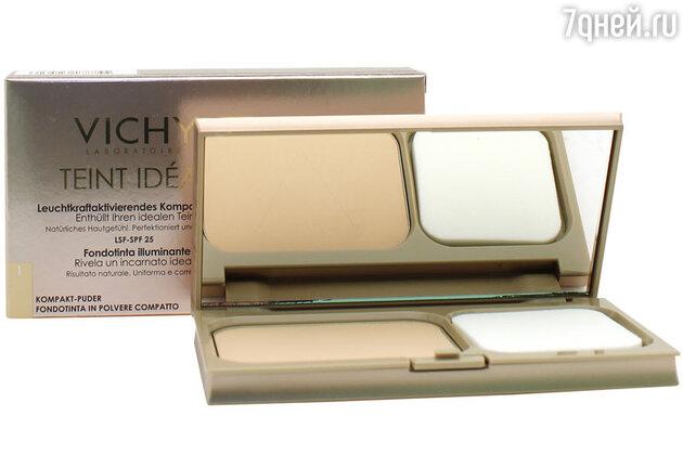 Компактная пудра Teint Ideal от Vichy