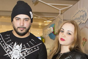 Солист группы «Корни» стал отцом близнецов