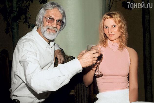 Борис Хмельницкий и Лариса Галактионова