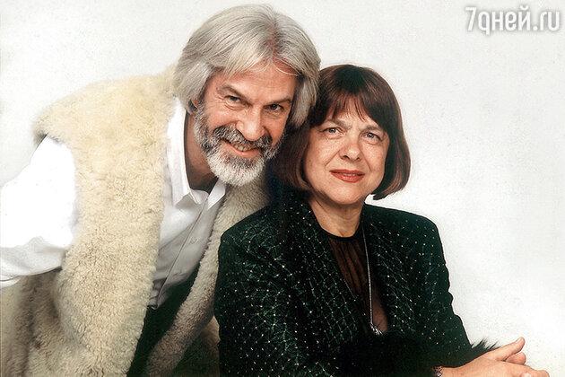 Борис и Луиза Хмельницкие
