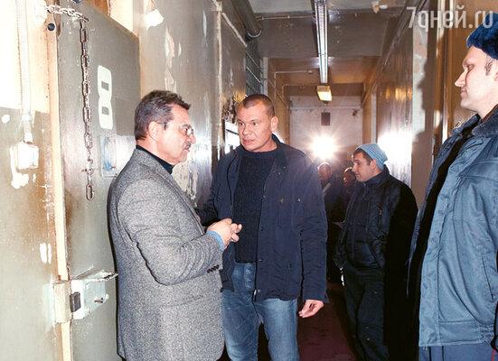 По словам Галкина, с режиссером и оператором Владимиром Дмитриевским они уже сроднились