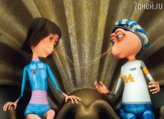 Кадр мультфильма «Кукарача 3D»