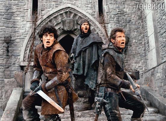 Кадр фильма «Железный рыцарь»