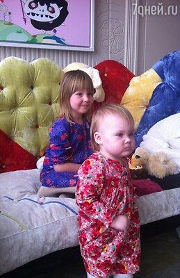 Дочки Глюкозы Вера и Лидия