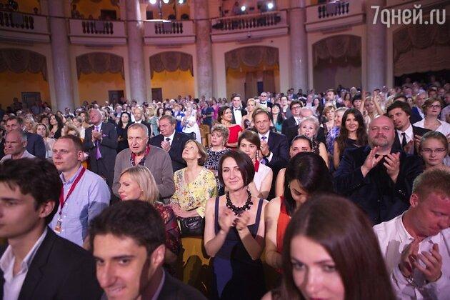 Открытие кинофестиваля «Кинотавр-2014»