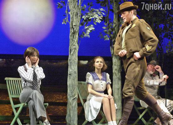 Спектакль «Учитель танцев» (Театр им. Моссовета)