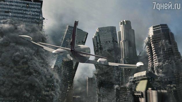 Кадр из фильма «2012 »