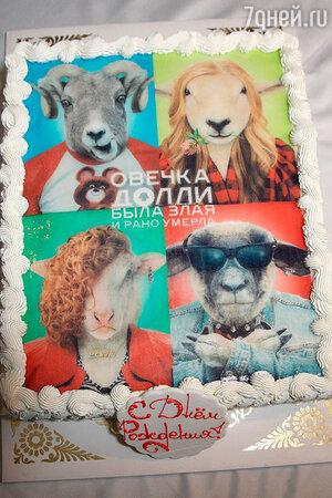 День рождения Алексея Пиманова