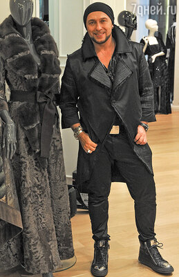 29 марта пройдет показ коллекции Модного дома IGOR GULYAEV «На грани»