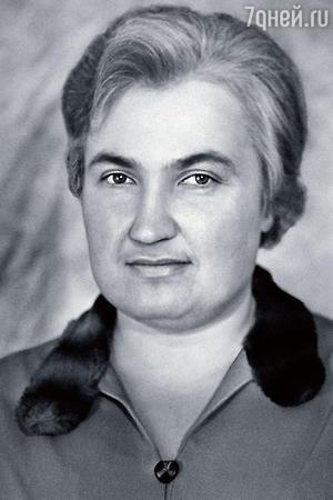 Мама Сергея Жилина
