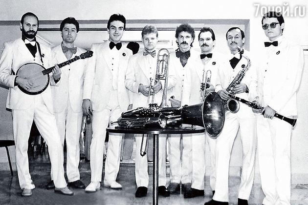 Сергей Жилин и джазовый коллектив «Фонограф»