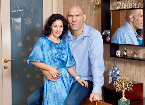 Николай и Галина Валуевы