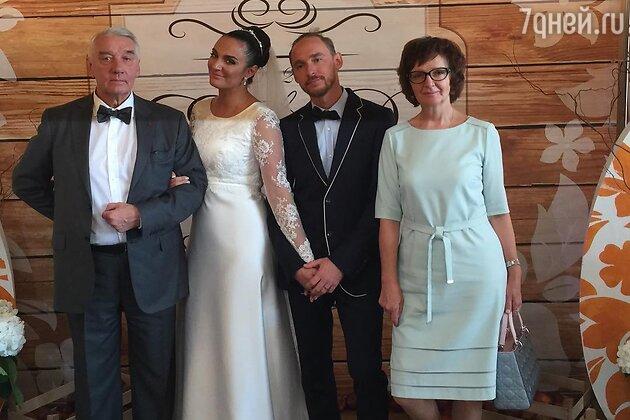 Елена Ваенга и Роман Садырбаев