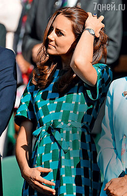 Это свежее фото герцогини английская пресса публикует вподтверждение слов подруги Кейт о ее беременности