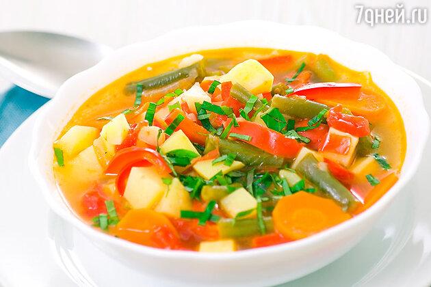 Суп по-марсельски