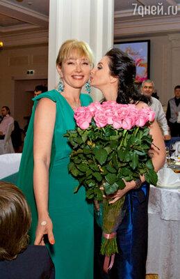 Поздравления от коллеги по «Доброму утру» Екатерины Стриженовой