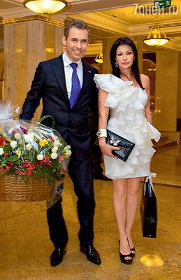 Павел и Светлана Астаховы (Место съемки: Банкетный зал гостиницы «Украина» (RADISSON ROYAL HOTEL MOSCOW)