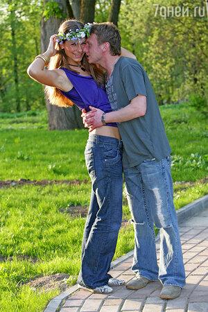 Михаил Трухин с женой Анной