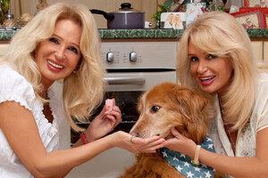 Чак Норрис подарил Елене Зайцевой «Ролекс» и щенка