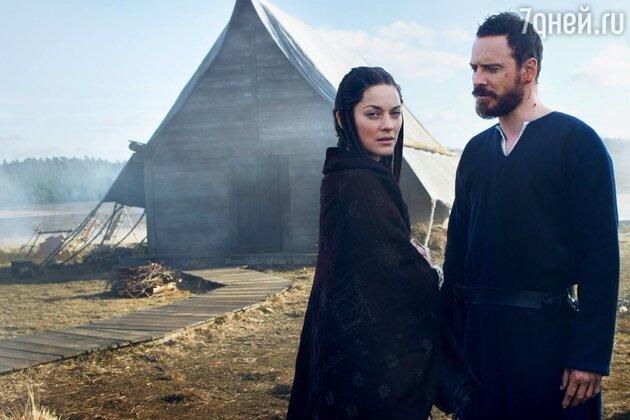 Кадр из фильма «Макбет»