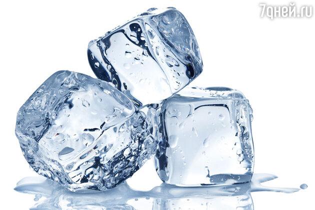 лед в уходе за лицом