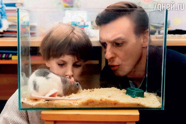 Александр Половцев с сыном Степаном