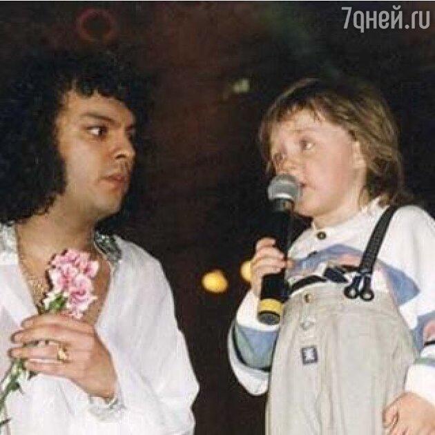 Филипп Киркоров и Влад Соколовский