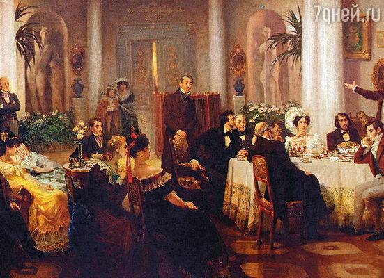 В салоне Волконской собирались самые яркие люди Первопрестольной