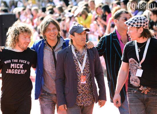 В 2001 году группа «Мумий Тролль» представляла нашу страну на международном конкурсе песни «Евровидение»