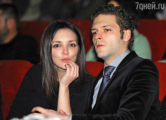 Костя Крюков и Алина Алексеева
