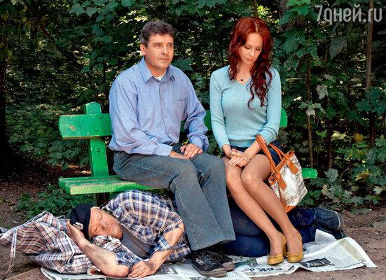 С Сергеем Дороговым и Эдуардом Радзюкевичем. «6 кадров»