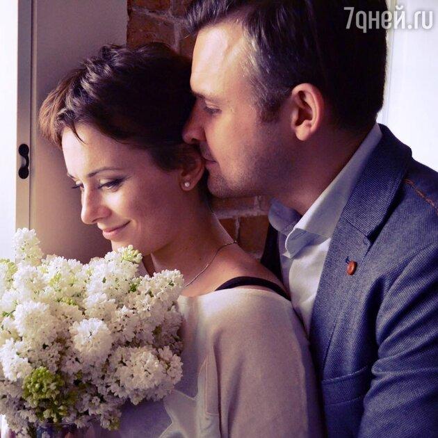 Екатерина Олькина и Иван Замотаев