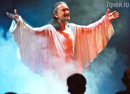 Рок-опера «Иисус Христос – суперзвезда» в Театре Моссовета