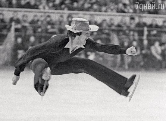 Знаменитый «Ковбой» в исполнении Игоря Бобрина. 1981 г.
