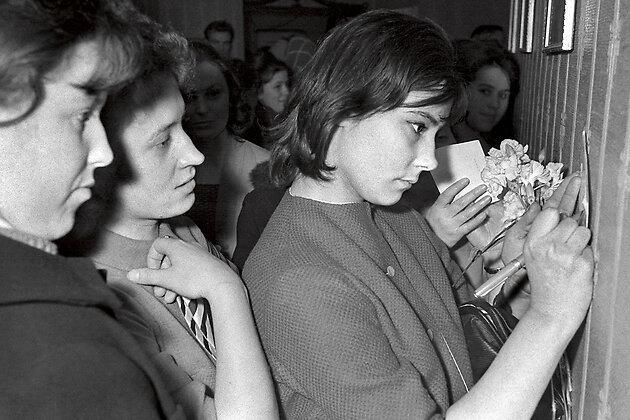 Татьяна Самойлова с поклонниками