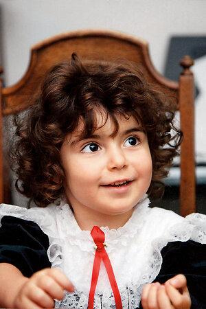 Внучка Татьяны Самойловой