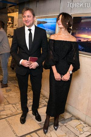 Артем Михалков и Дарья Баженова