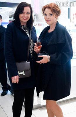 Светлана Амова и Екатерина Вуличенко