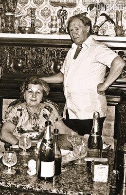 Родители Аллы Пугачевой