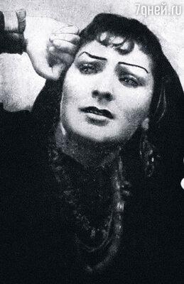 Первая жена Георгия Товстоногова Саломея Канчели