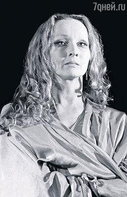 Первая жена Сандро, мама двоих его сыновей и замечательная актриса Светлана Головина