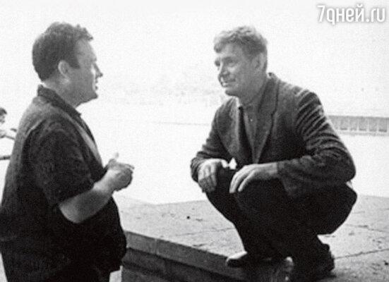 Вместо Никулина в картине сыграл Смоктуновский. Хотя для этого Рязанову пришлось буквально взять актера штурмом