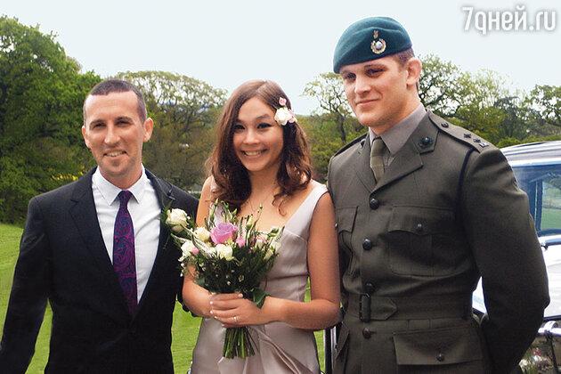 Свадьба дочери Виктора Маслова