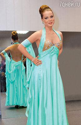 В шоу «Танцы со звездами». 2008 г.