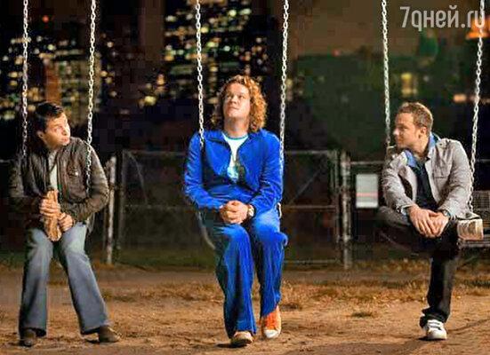 Кадр фильма «Любовь в большом городе»