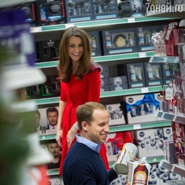 Двойники Кейт Миддлтон и принца Уильяма
