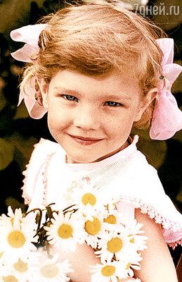 Наташе Водяновой шесть лет